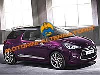 CITROËN DS3 Décapotable