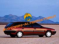 CITROËN XANTIA Break (X1)