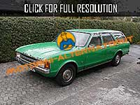 FORD GRANADA Break (GGNL)